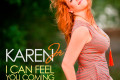 "Karen Jr ""I Can Feel You Coming Back to Me - Single"""