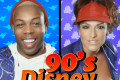 "Todrick Hall ""90s Disney (ft. Shoshana Bean) - Single"""